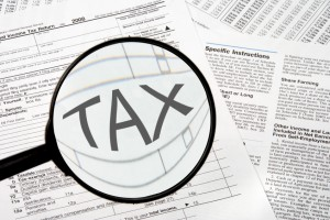 South Africa's tax revenue up 10%
