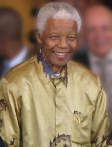 Nelson Mandela 18/7/1918 - 05/12/2013