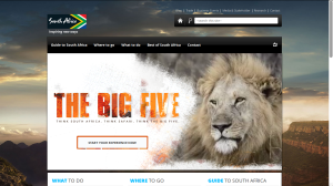 South Africa Tourism 2014