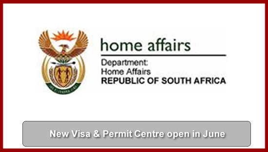 VFS Visa and Permit Centre in South Africa