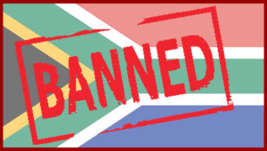 Undesirable person in South Africa - News Update