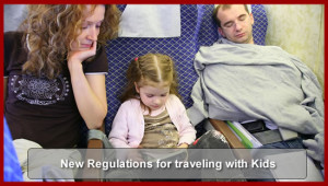 New South African regulations for traveling with children