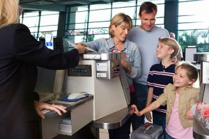 The new travel regulations profoundly affect the travelling of parents with children.