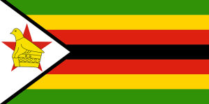 Most South African immigrants are Zimbabwean.