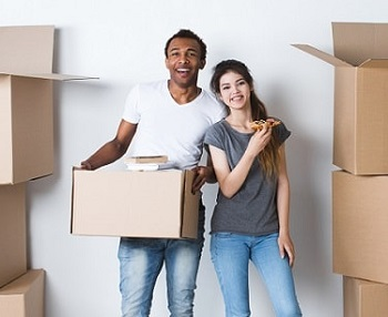 moving overseas with your partner