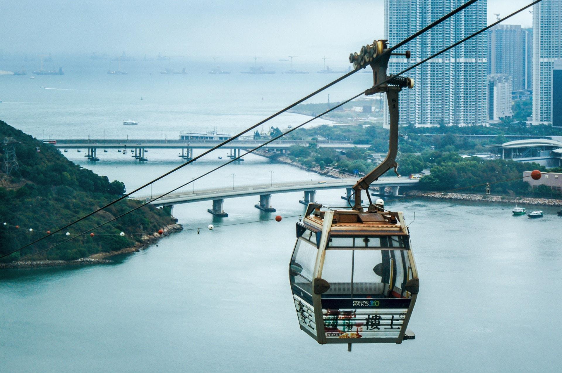 Hong Kong Lantua Island