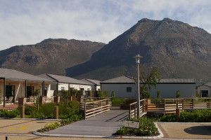 Retirement Village in Cape Town, South Africa