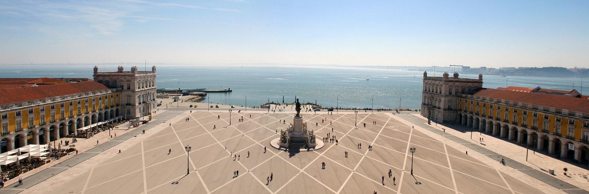 Yard of the Palace Lisbon