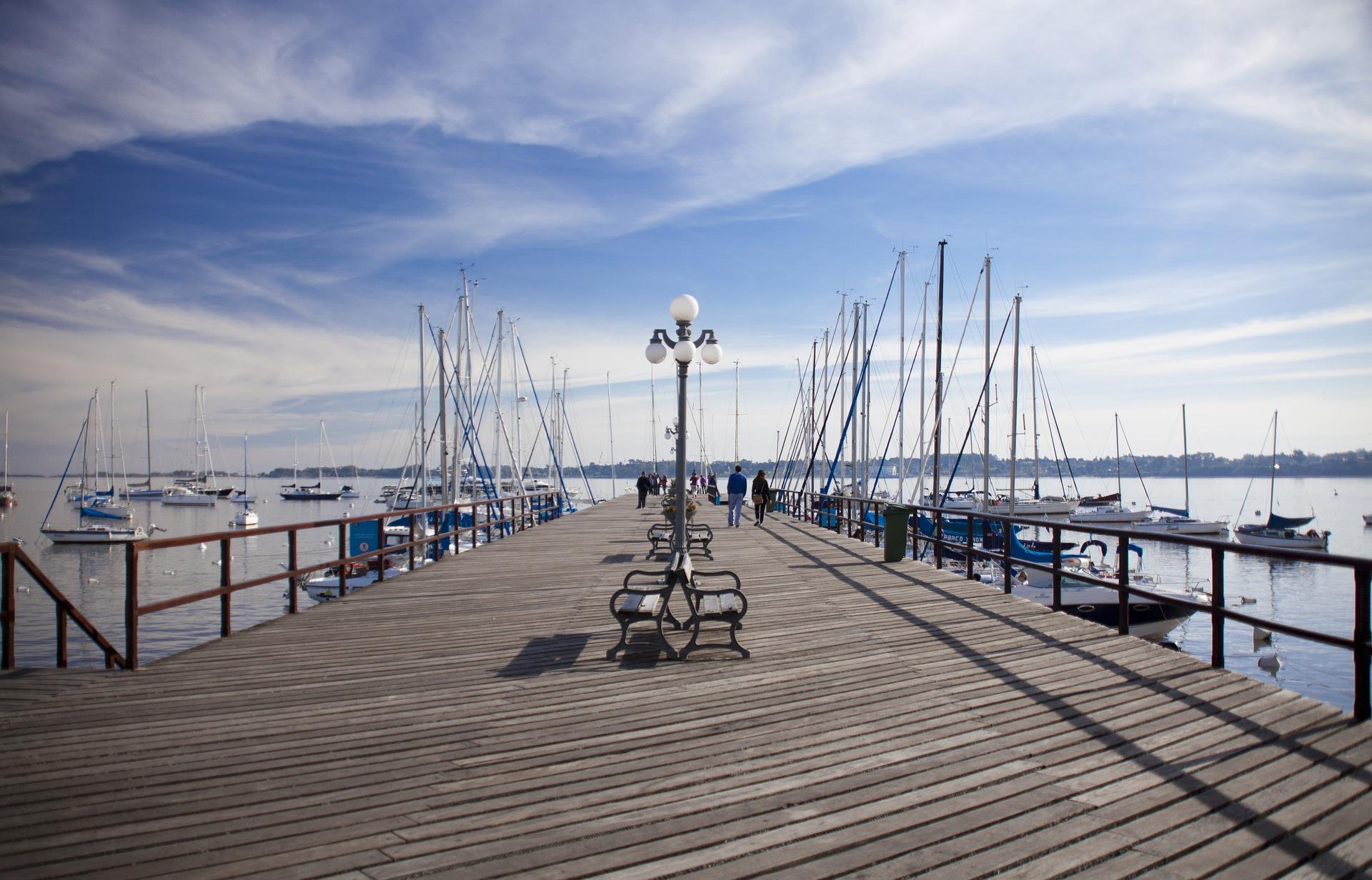 Uruguay Dock