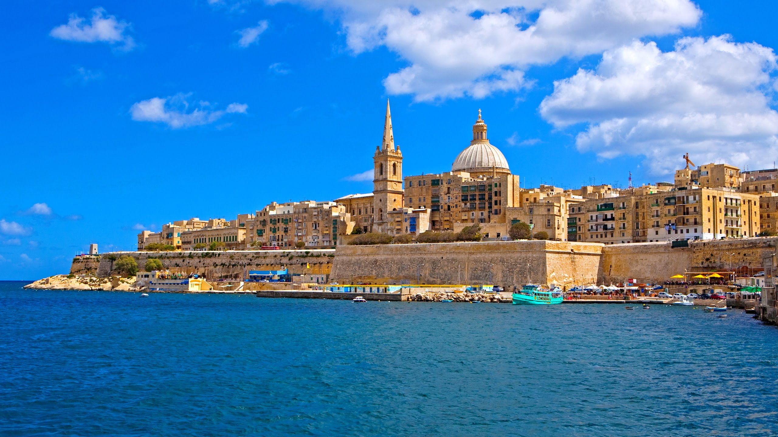 valetta capital of malta